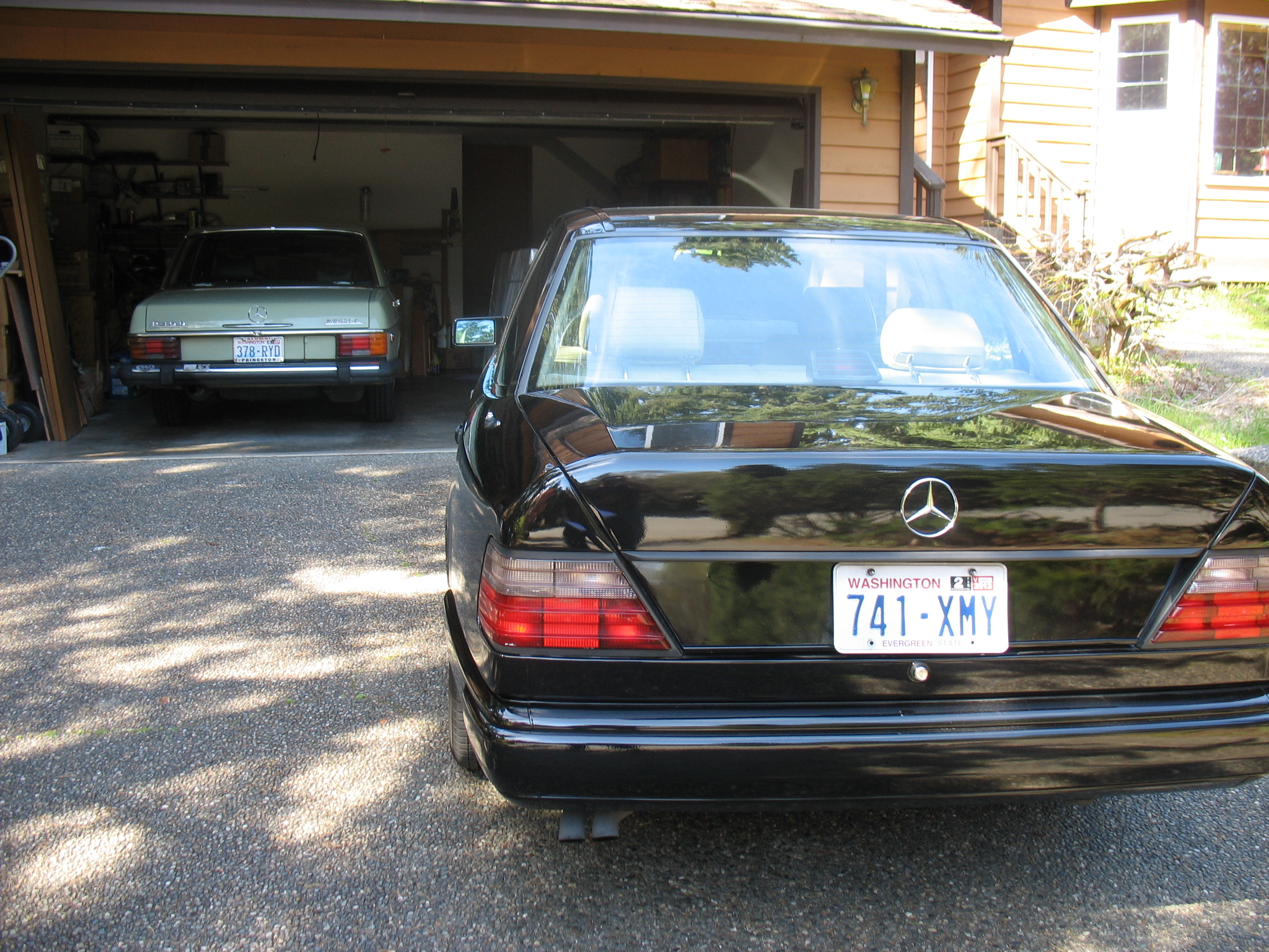 bruce 39 s 1987 mercedes benz 300d w124 om603. Black Bedroom Furniture Sets. Home Design Ideas